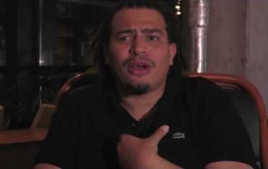 Video: Rapper Fresku wil niet meer te gast zijn bij Giel Beelen