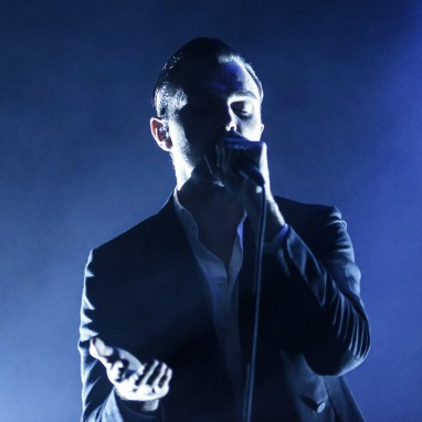 Hurts @ TivoliVredenburg