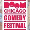 Boom Chicago Comedy Festival 2021 logo
