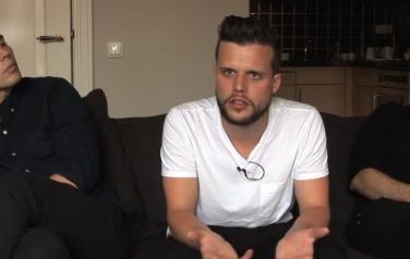 Video: White Lies geeft met Big TV statement af