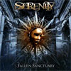 Serenity Fallen Sanctuary cover