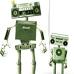 Wooferland robots