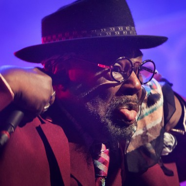 review: George Clinton & Parliament Funkadelic - 27/07 - Paradiso George Clinton & Parliament Fu