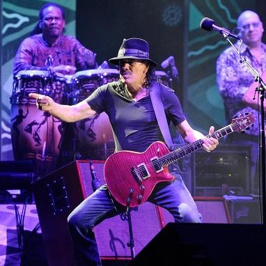 review: Santana 30/06 - Ziggo Dome Santana