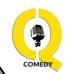 Q-Comedy news