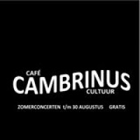 logo Cambrinus Muziekpodium Horst