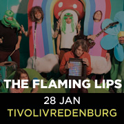 Concerttip: The Flaming Lips in  TivoliVredenburg