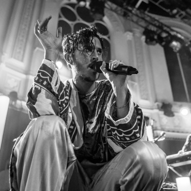 review: Oscar and the Wolf - 8/12 - Paradiso Oscar & The Wolf