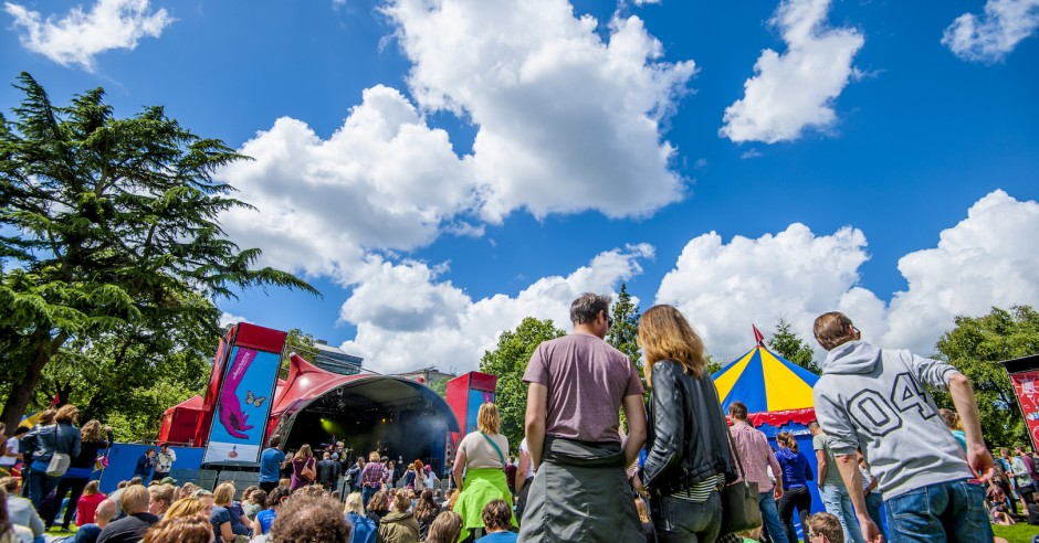 Bekijk de Festival de Beschaving 2016 foto's