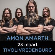 Concerttip: Amon Amarth in  TivoliVredenburg