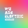logo We Are Electric Weekender