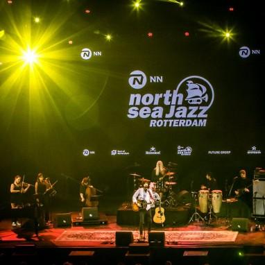 review: NN North Sea Jazz 2019 -Zaterdag Jonathan Jeremiah
