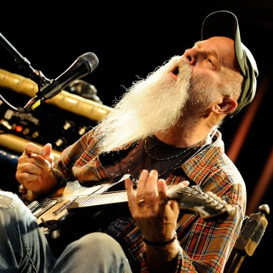 review: Seasick Steve - 11/10 - Paradiso Seasick Steve