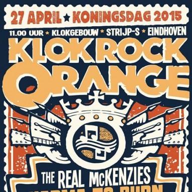 Klokrock Orange