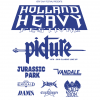 logo Holland Heavy Festival