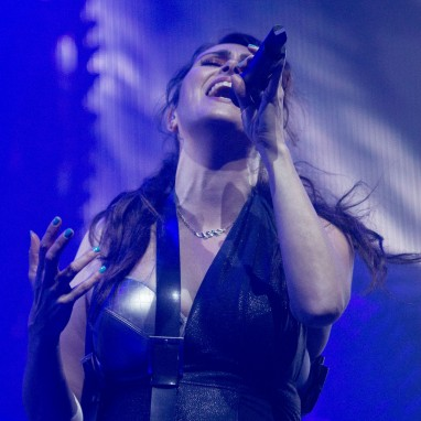 review: Within Temptation Extra Show - 21/12 - 013 Within Temptation