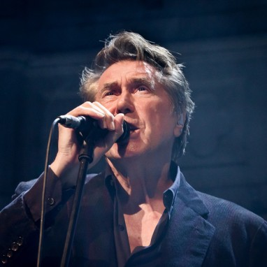 review: Bryan Ferry - 29/09 - Paradiso Bryan Ferry