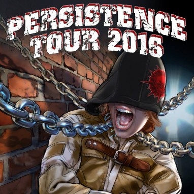 Persistence Tour 2016