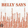 Belly Says – Belly Says