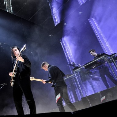 review: The XX - 13/02 - Afas Live The XX