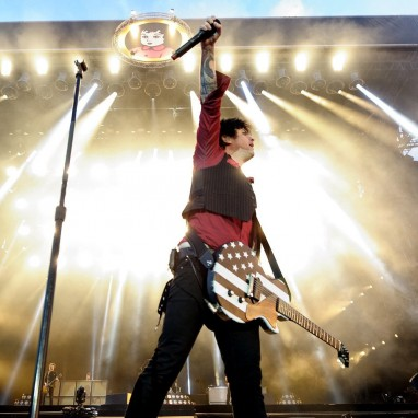 Green Day Pinkpop