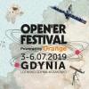 Open'er festival 2019 logo