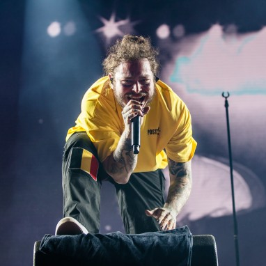 Extra show voor Post Malone in Ziggo Dome