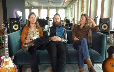 Video: Rockband DeWolff hekelt moderne opnametechnieken
