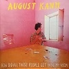Cabaretinfo recensie: August Kann How Did All These People Get Into My Room