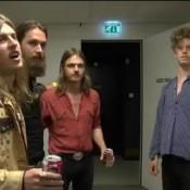 DeWolff bereidt zich voor op show in TivoliVredenburg video
