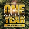 Various Rub A Duck Presents: One Year The Best In Bass cover