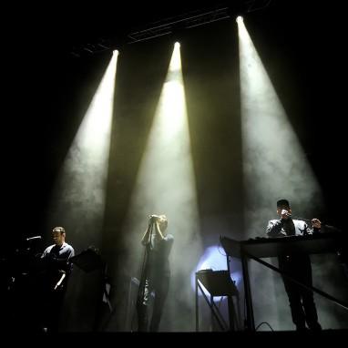 review: Moderat - 01/10 - Heineken Music Hall Moderat