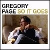 Festivalinfo recensie: Gregory Page So It Goes