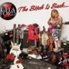 Cover Lita Ford - The Bitch Is Back Live