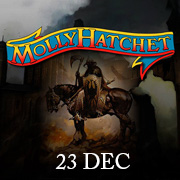Concerttip: Molly Hatchet in  Atak