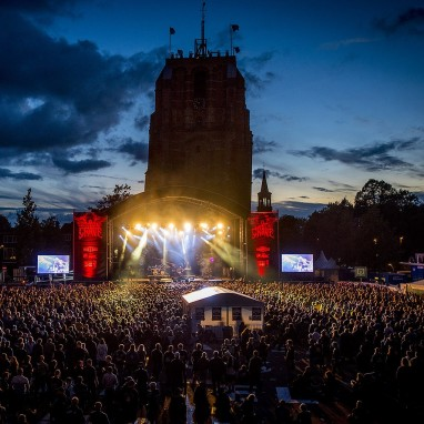 review: Into The Grave 2018, Zaterdag Children of Bodom