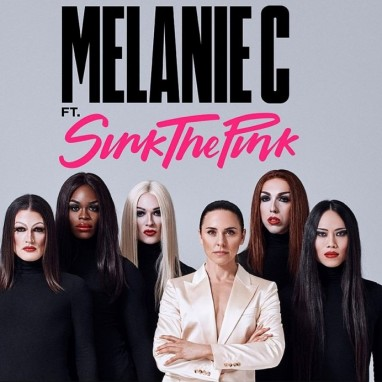 Melanie C Sink the Pink