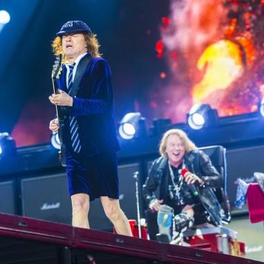 AC/DC @ FESTIVALPARK WERCHTER