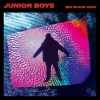 Junior Boys Big Black Coat cover
