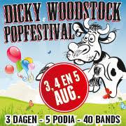 Festivaltip: Dicky Woodstock Popfestival 2017