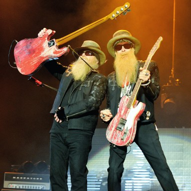 review: Bospop 2015 - Zaterdag ZZ Top