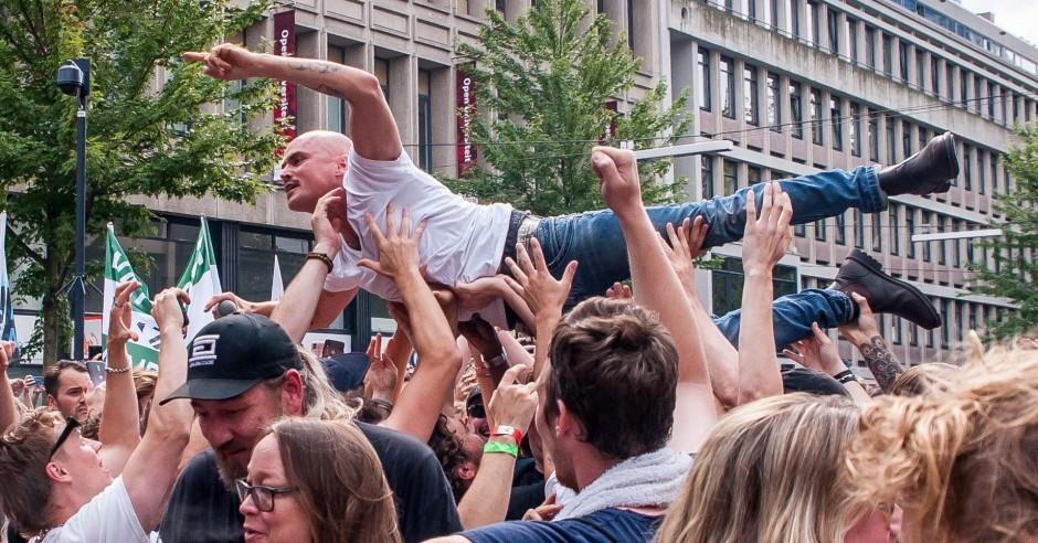 Bekijk de Unmute Us Rotterdam foto's