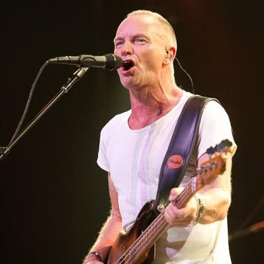 Sting, Alanis Morissette en meer naar Concert At Sea