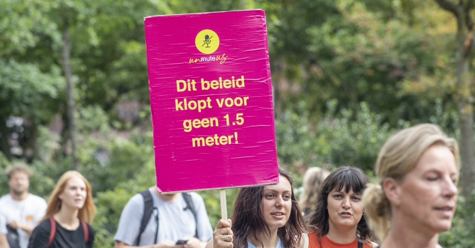 Bekijk de Unmute Us - 11/09- Amsterdam foto's