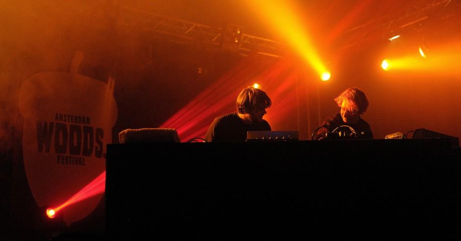 Bekijk de Amsterdam Woods Festival 2015 - vrijdag foto's