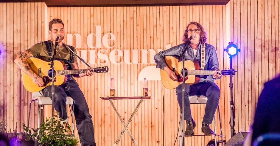 Bekijk de Douwe Bob - 10/09 - Dordrechts museum foto's