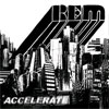 R.E.M. Accelerate cover