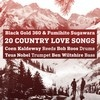 Black Gold 360 & Fuhimito Sugawara 20 Country Love Songs cover