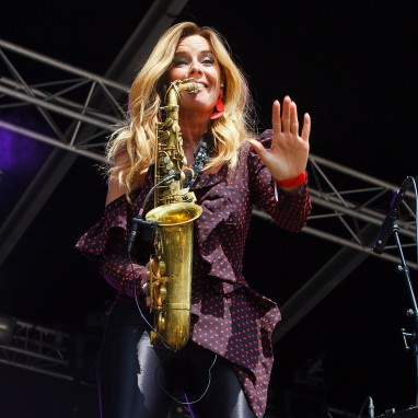 review: Westerpop 2018 Candy Dulfer