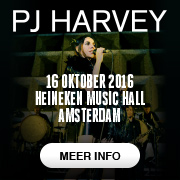 Concerttip: PJ Harvey in  Heineken Music Hall